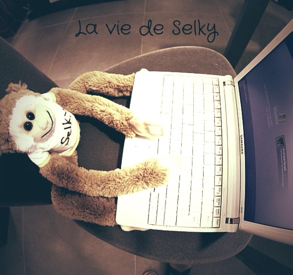 131111 Selky ne veut pas de tablette
