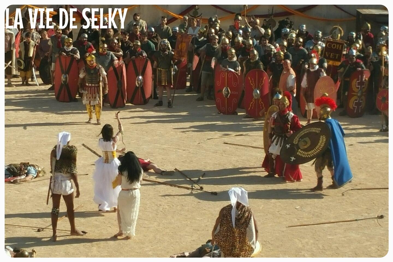 """Selky a kiffé """"Les Grands Jeux Romains"""" de Nîmes 14"""
