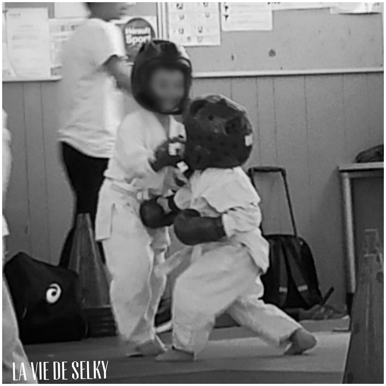 Selky a un grand garçon de 5 ans 3