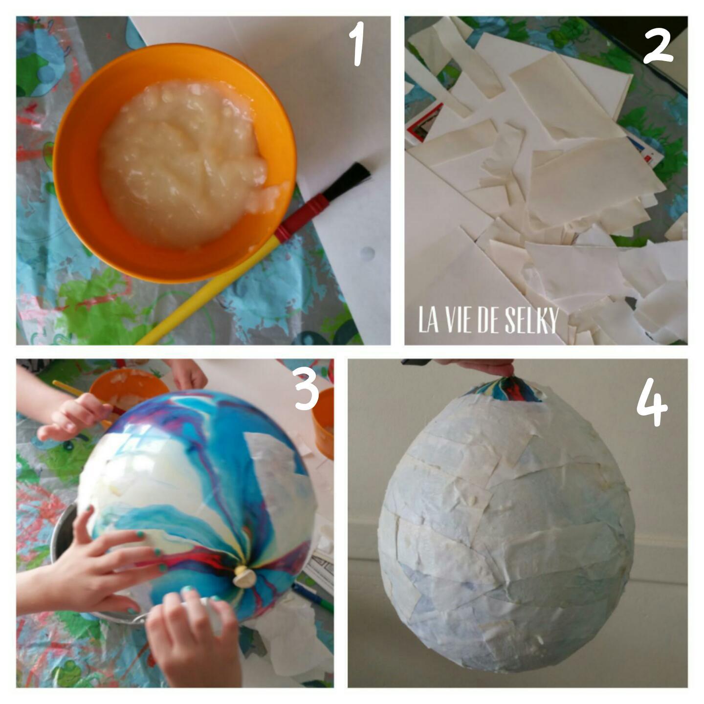 Selky fabriqua ouna Piñata del Zorro #DIY 2
