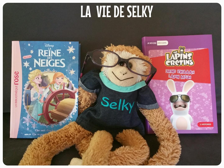 Selky enjoy l'été before la rentrée (et te gâte)