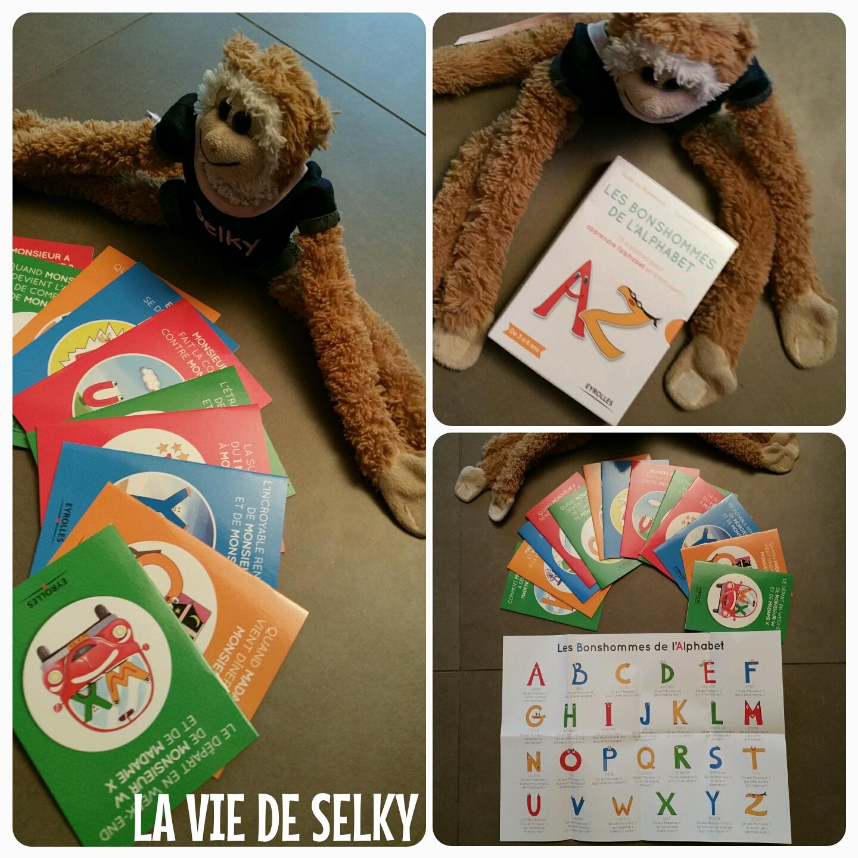 Selky partage ses jolies découvertes pour enfants #octobre