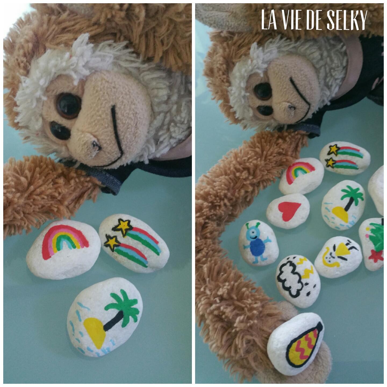 Selky bricole des Story Stones (du galet et du DIY) 2