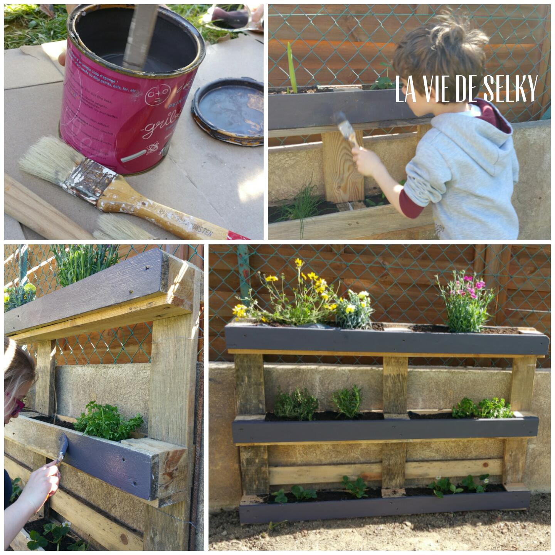 Selky bricole jardiniere palettes 3