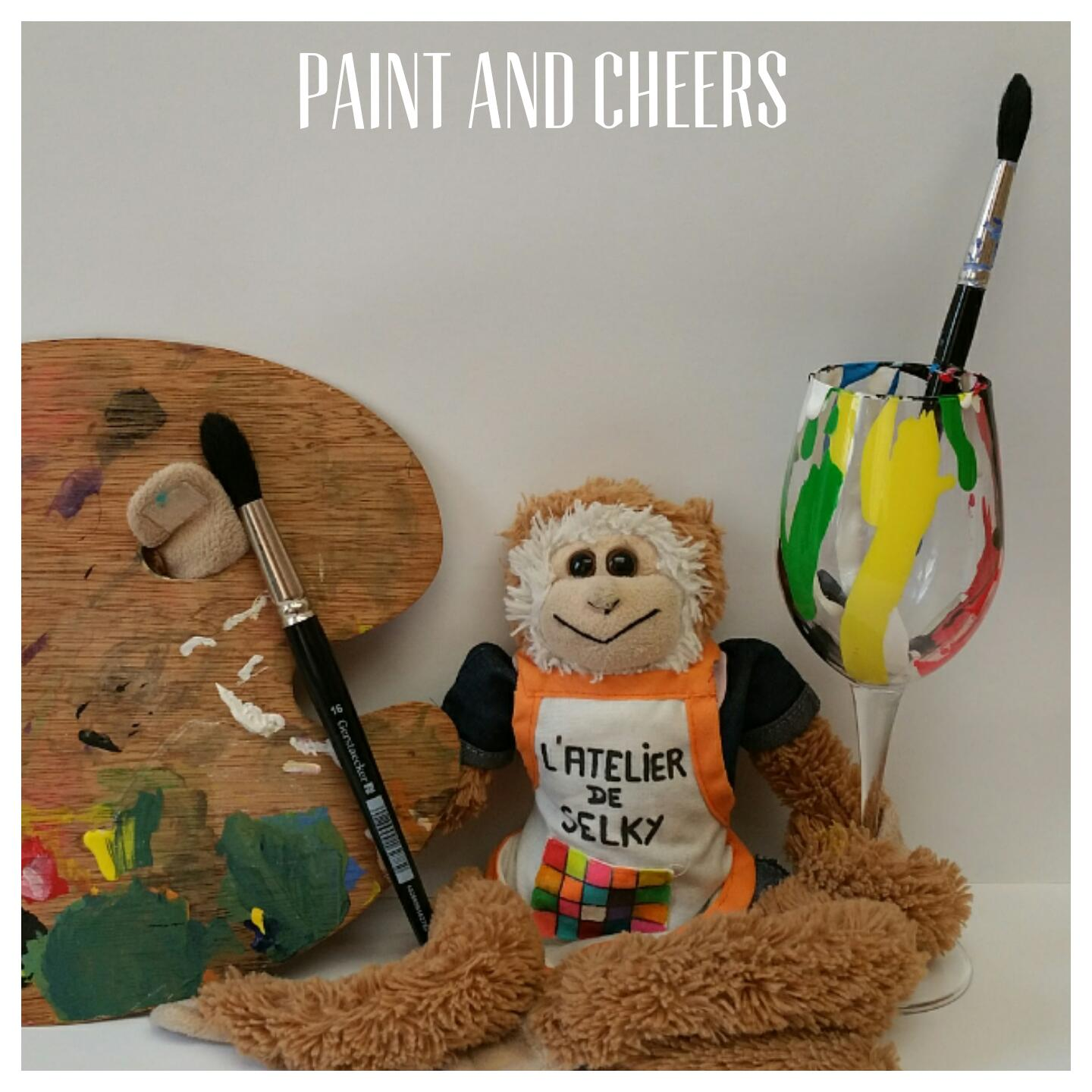 Paint and Cheers