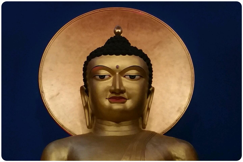 Selky a visité le temple bouddhiste Lerab Ling 1