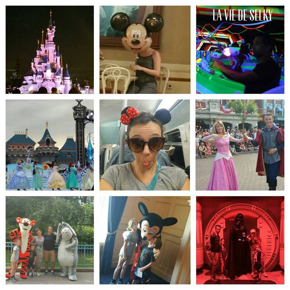 Selky a survécu à Disneyland en famille (astuces insaide) 2