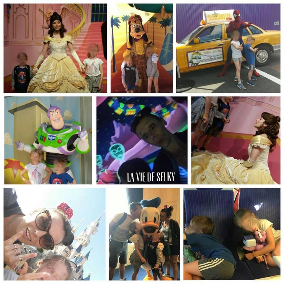 Selky a survécu à Disneyland en famille (astuces insaide) 1