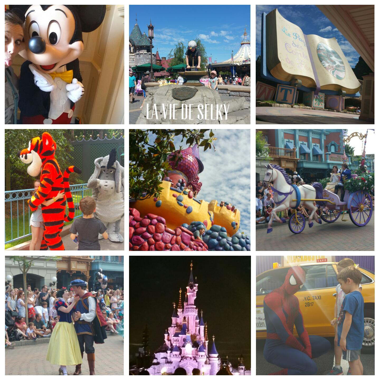 Selky a survécu à Disneyland en famille (astuces insaide) 4