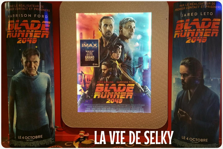 Selky a testé la 4DX - Blade Runner 2049 - Gaumont Montpellier 3