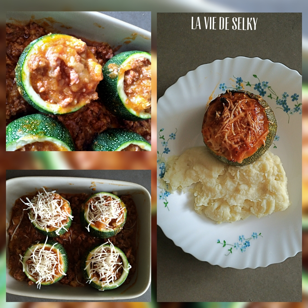 selky cuisine courgettes farcies 3