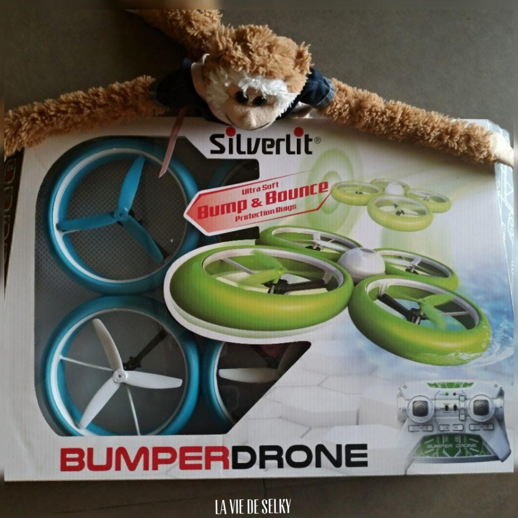 selky prepare noel bumper drone 2